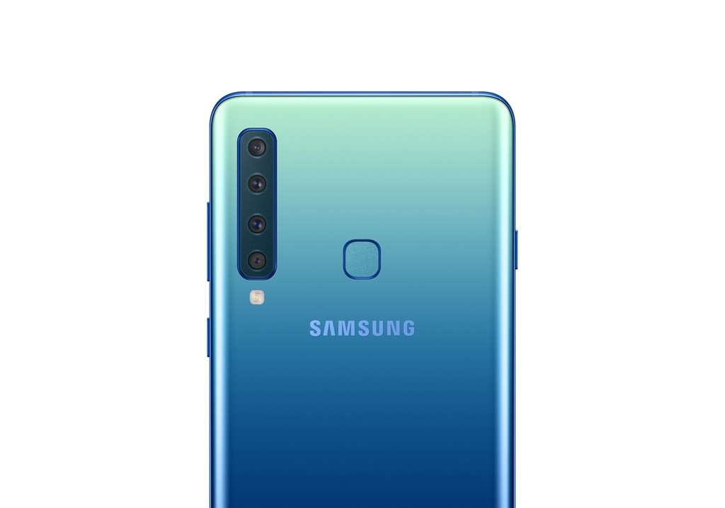 Samsung Galaxy A9, oficialmente han llegado las 4 cámaras traseras en un teléfono