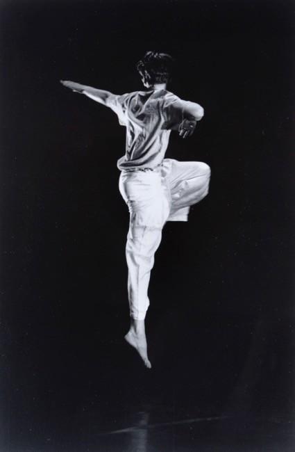 Jean-Pierre Maurain. Ballet, c. 1990 © Jean-Pierre Maurain