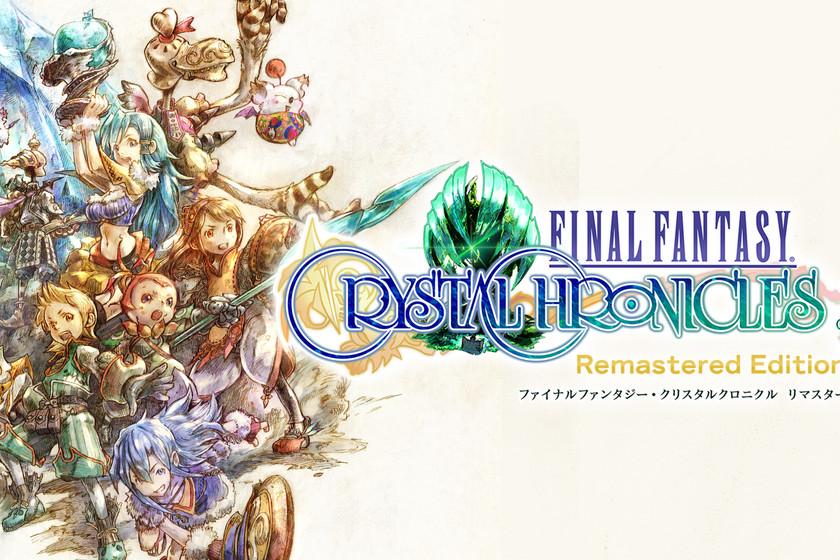 Todas las novedades de Final Fantasy Crystal Chronicles Remastered Edition en un nuevo tráiler que confirma su lanzamiento para enero