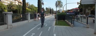 1.000 kilómetros con un patinete eléctrico: así ha variado mi movilidad en la ciudad