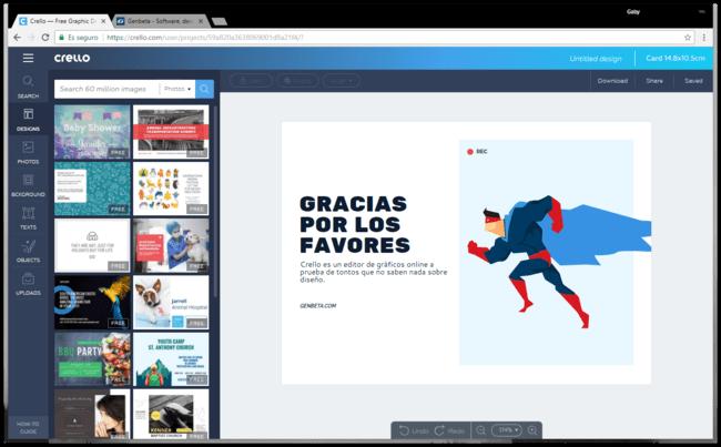 Crello Free Graphic Design Software Simple Online Photo Editor