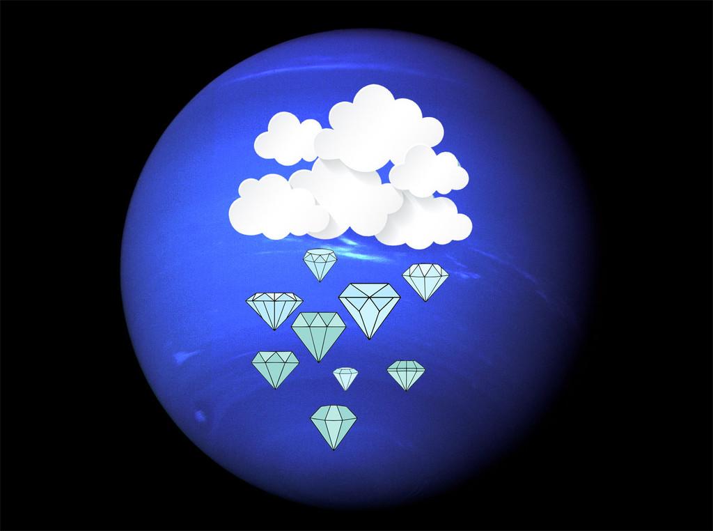 Permalink to Han llovido nanodiamantes, pero en un laboratorio y para estudiar cómo se forman en Urano y Neptuno