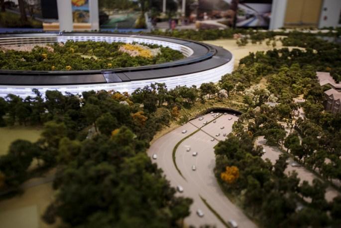 Apple sigue interesada en abrir un nuevo Campus en Carolina del Norte