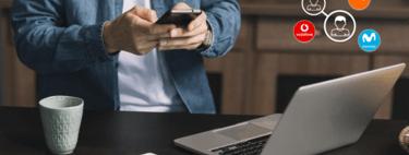 Compartir datos(info) ilimitados con una multiSIM: las limitaciones que aplican Movistar, Vodafone, Orange℗ y Virgin telco