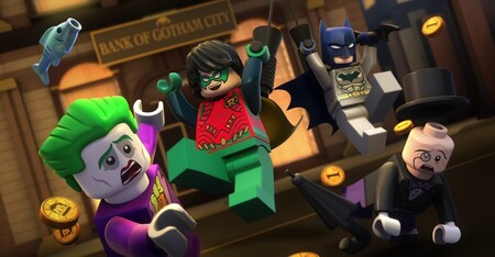 Lego Dc Comics Super Heroes La Liga De La Justicia Fuga De Gotham