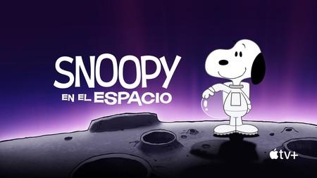 Snoopy En El Espacio Apple