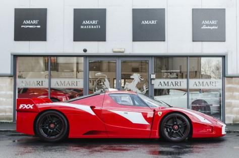 Ferrari Fxx Evoluzione Stradale AMARI