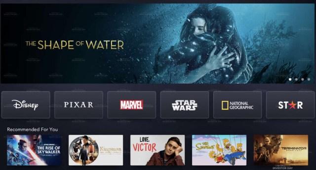 Star ya está disponible en Disney+: Futurama, Perdidos, Alien y más cine y series adultas en 4K y HDR