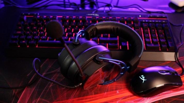 Participa y gana gratis con Xataka un setup gaming HyperX con cascos Cloud Alpha S, ratón y teclado Alloy Core RGB y más