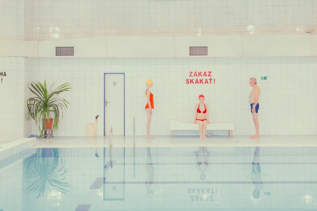 Swimming Pool Maria Svarbova 1