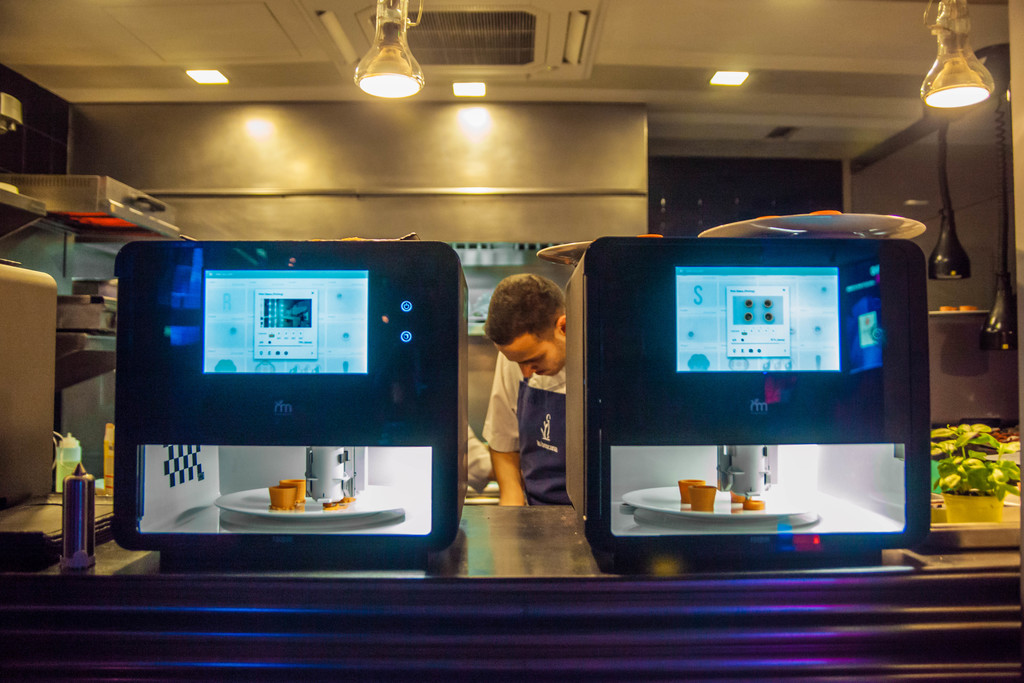 Permalink to La empresa pionera en impresión 3D de comida es española (y quiere que su aparato sea tu nuevo microondas)
