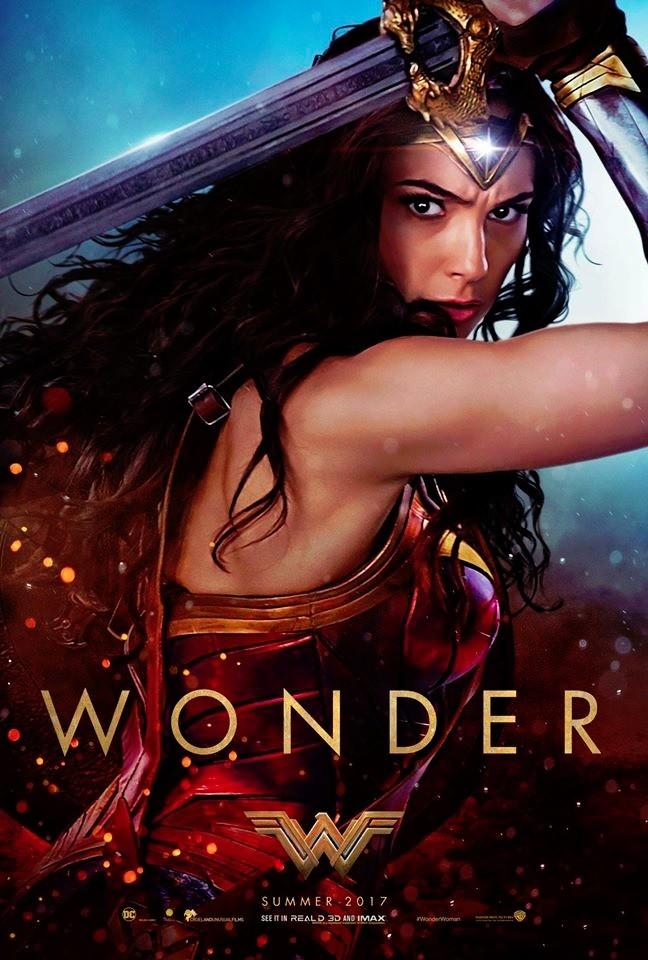Wonder Woman Posters Nuevos 1