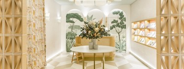 Soft & Raw, a natural space that evokes the craftsmanship and the land designed by DEVES TO GENJO Interior design Home Decor 2020