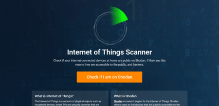 Internet Of Things Iot Scanner Bullguard