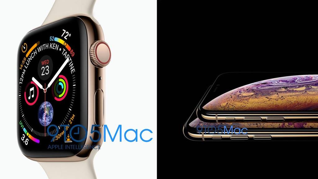 iPhone y Watch 4