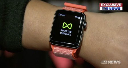 Gymkit Apple Watch