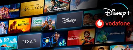 Disney Plus Vodafone