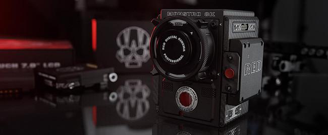 RED 8K