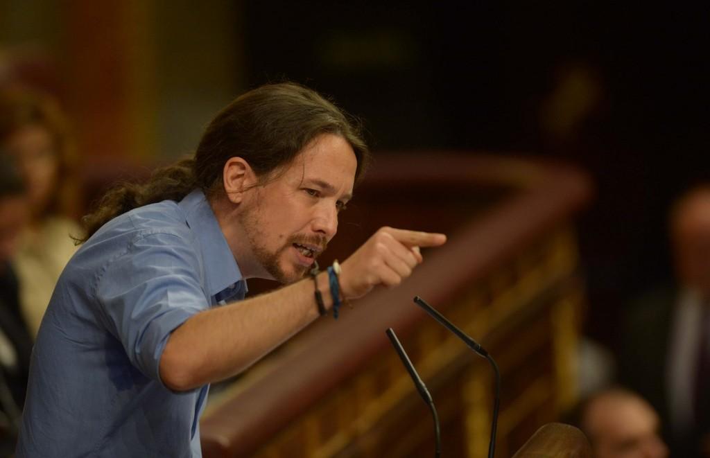 WhatsApp cierra la cuenta de Podemos por envio fuerte de mensajes