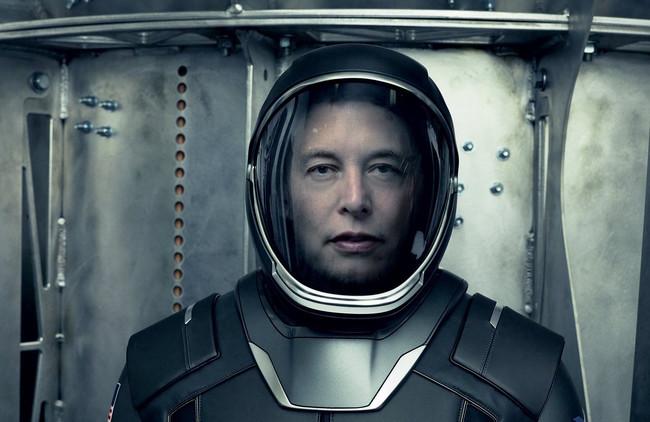 Elon Musk Moon