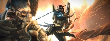 Scorpion, de Mortal Kombat: historia de una post-vida dedicada a la venganza sin mesura