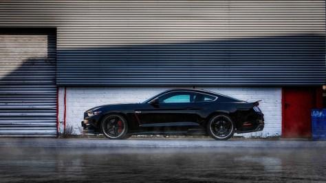 Los alemanes de GME-Performance llevan el Ford Mustang GT hasta los 705 CV