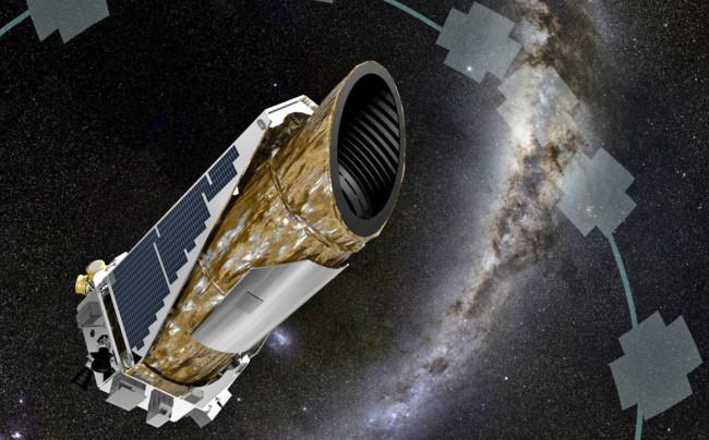 Permalink to La NASA recupera el control del telescopio Kepler después de un fin de semana de tensión