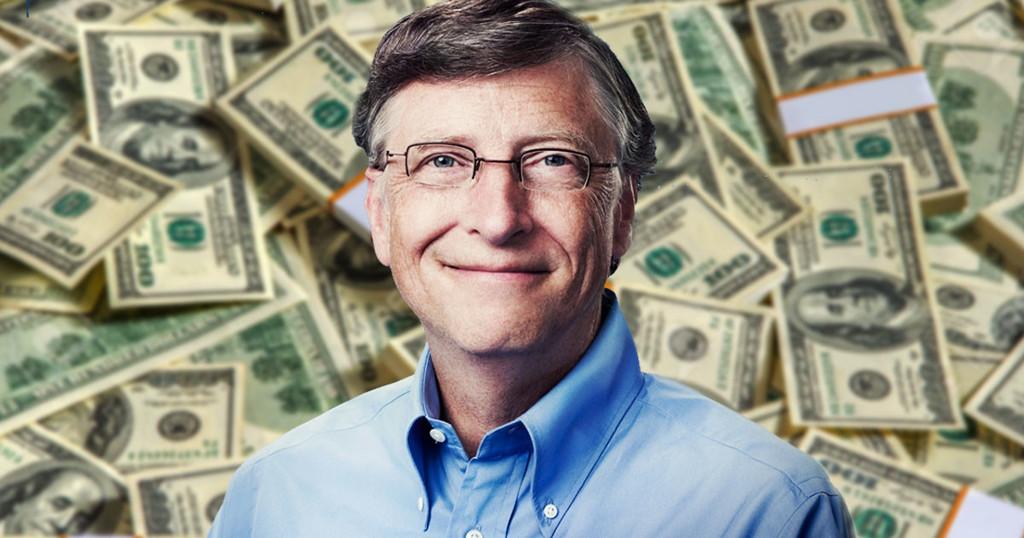 Permalink to Descubre todo lo que podrías comprar con la fortuna de Bill Gates gracias a esta web