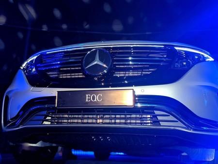 Mercedes Benz Eqc 11