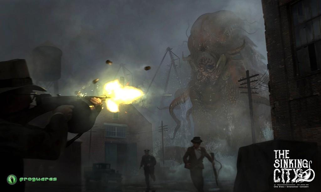 The Sinking City aumenta más aún nuestras ganas de que llegue junio con su nuevo gameplay de 15 minutos
