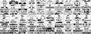 Fondos de pantalla en tiempos del 3310, los logos que podías instalar en tu móvil pagando 2 o 3 euros