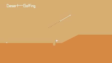 Desertgolfing