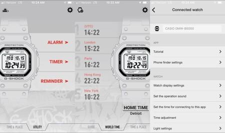 Casio Gshock App