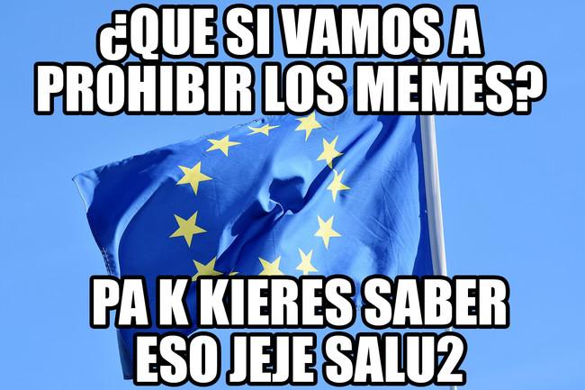 Permalink to No, nadie va a prohibir los memes en la Unión Europea: seguirán amparados pese a la nueva directiva de copyright