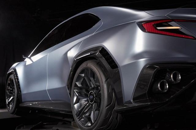 Subaru Viziv Performance Concept Tokyo 2017