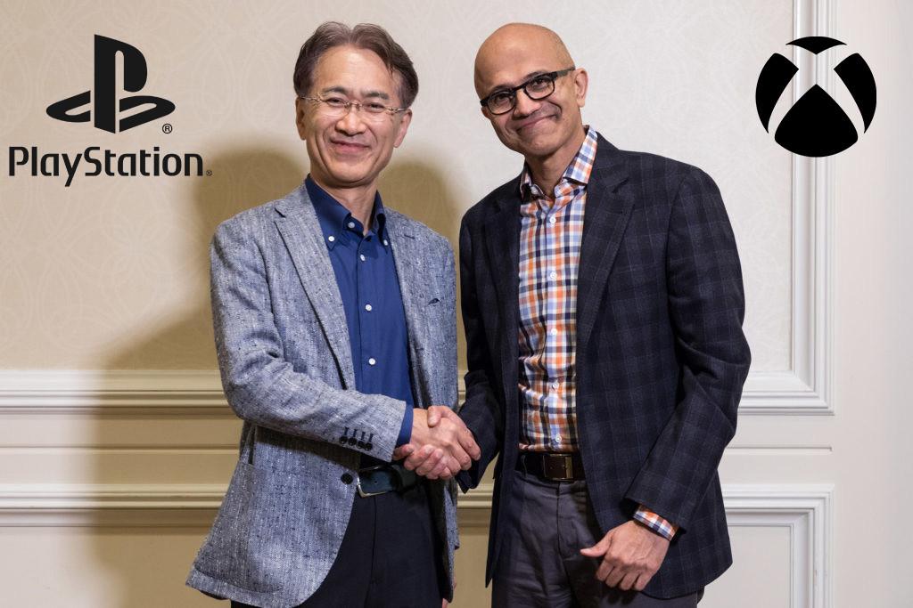 Sony y Microsoft® dejan a un lado la rivalidad y se unen para impulsar el streaming(transmisión) de juegos y beneficios en la nube