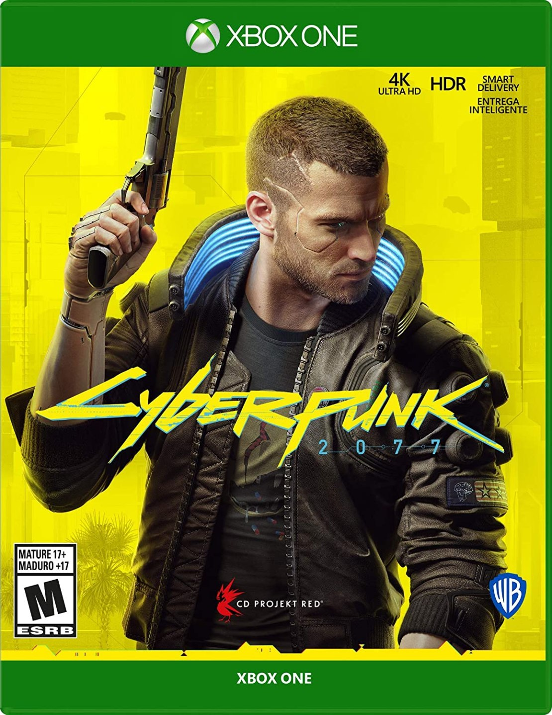 Cyberpunk 2077 en Amazon México