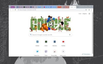 Google Chrome ahora permite organizar pestañas en grupos