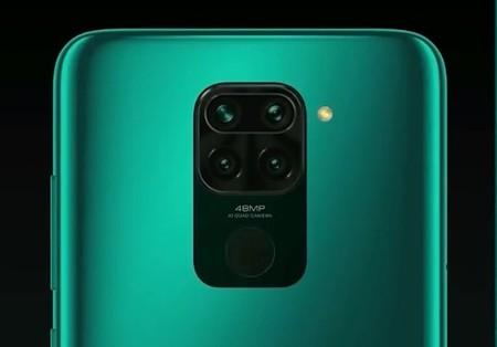 Redmi Note 9 Kamera
