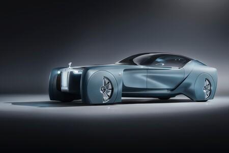 Rolls-Royce confirma su primer coche eléctrico: 'Silent Shadow' promete transformar la marca de superlujo