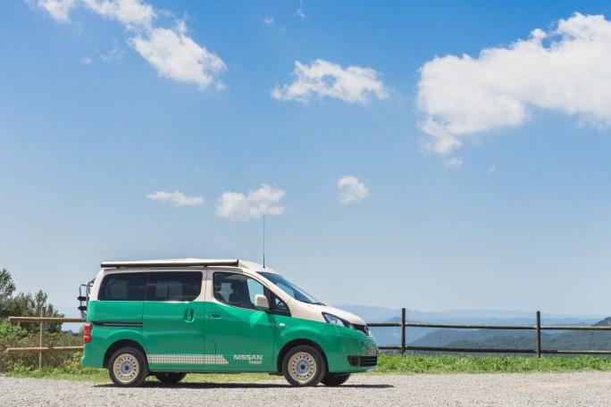 Foto de Nissan NV200 y NV300 camper (6/8)