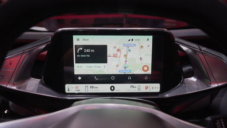 Seat Minimo Android Auto