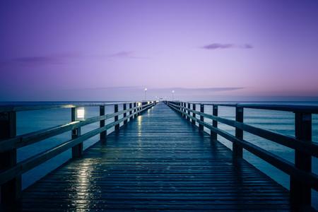 Prerow Pier