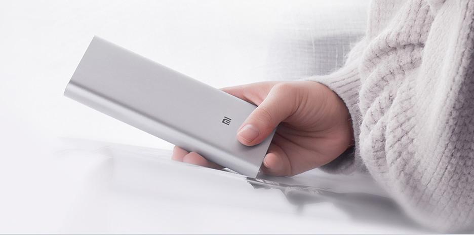 Xiaomi Mi Power 3: la nueva batería externa de Xiaomi viene con USB-C y 10.000 mAh(miliamperio-hora) de capacidad
