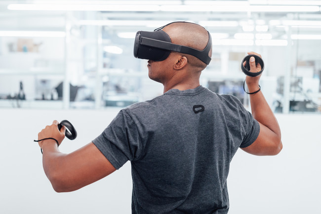 Permalink to Facebook y Oculus van a por una realidad virtual independiente de tu PC o tu smartphone