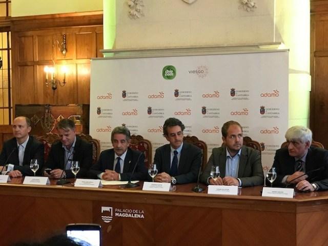 Adamo comienza su verdadera expansión por Cantabria, llegando a 200.000 hogares con fibra