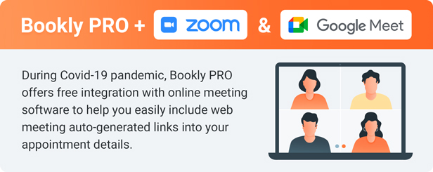 Bookly PRO – Appointment Booking and Scheduling Software System - 3