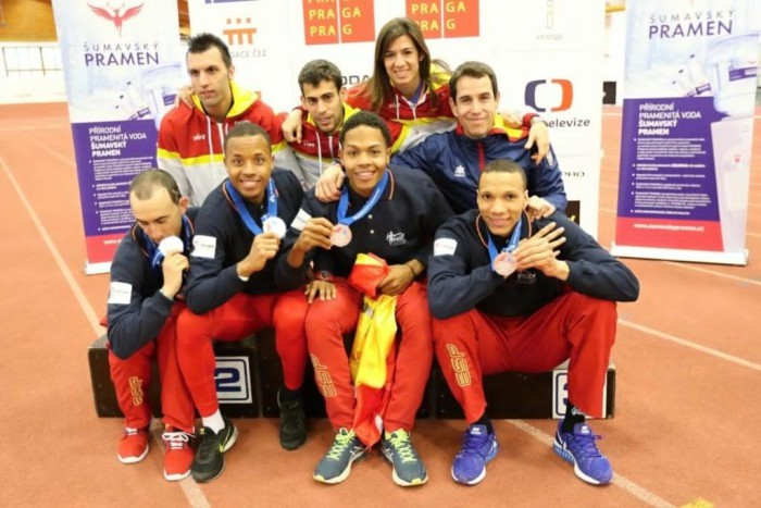 España brilla en los Europeos de Atletismo para personas con discapacidad intelectual