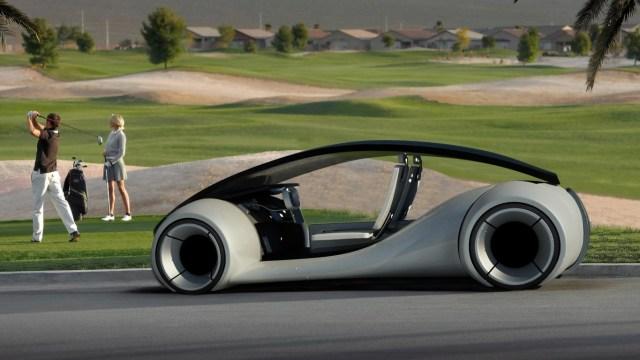 coche de Apple