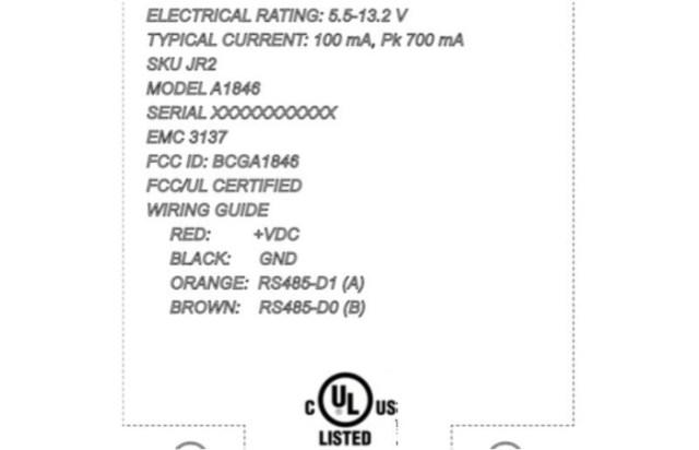 Dispsitivo desconocido FCC